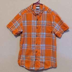 Columbia button up